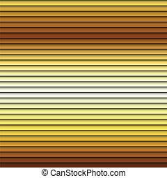 Patrón de fondo sin costuras amarillo rayas marrones