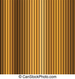 Patrón de fondo sin marcas de oro rayas amarillas