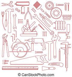 Patrón de herramientas