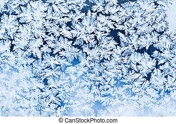 Patrón de hielo