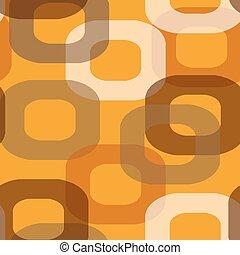 Patrón de naranja sin costura