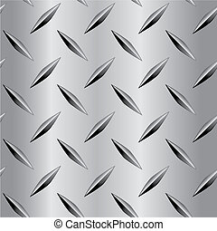 Patrón de placas de diamantes