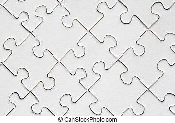 Patrón de rompecabezas