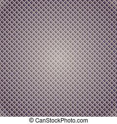 Patrón de superficie de metal inservible.