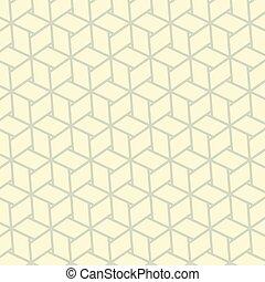 Patrón de tela sin costura