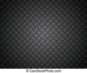 Patrón de textura de la red de carbono