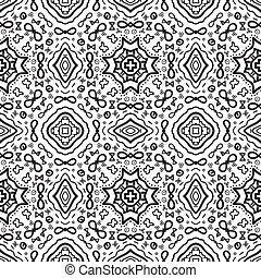 Patrón de vector abstracto sin daños