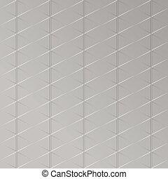 Patrón gris metal sin costura, fondo.
