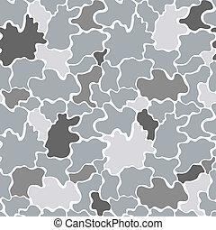 Patrón gris sin sentido