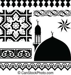 Patrón islámico