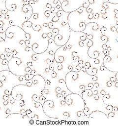 Patrón ornamental