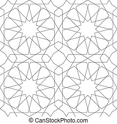 Patrón sin marcas geométricas blanco