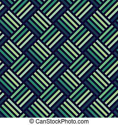Patrón sin sentido con rayas coloridas, ilustración vectora