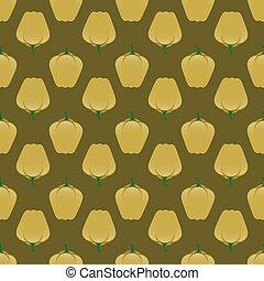 Patrón verde fresco sin costura