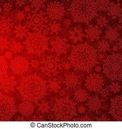 pattern., seamless, profundo, eps, textura, 8, navidad, rojo