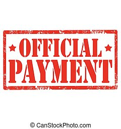 payment-stamp, funcionario