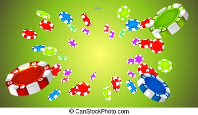 pedacitos, casino, juegos, ruleta, póker