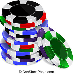 pedacitos del casino, pila