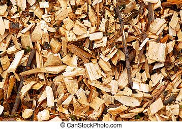 pedacitos, madera