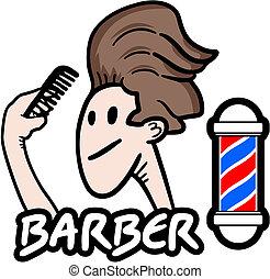 Pegajos de barbero