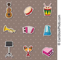 Pegamentos musicales
