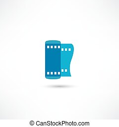 película, icono