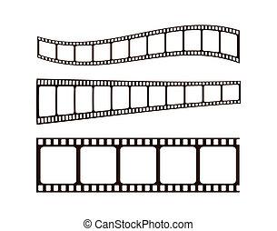 películas, foto, w/clipping, senderos