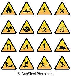 Peligro y señales de peligro