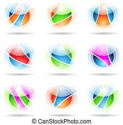 pelotas, transparente