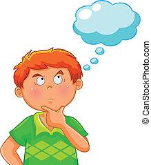Pensando chico