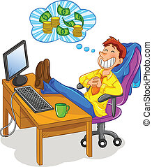 Pensando en dinero