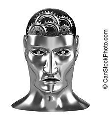 Pensando en procesar engranajes cerebrales