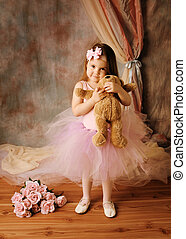 Pequeña bailarina