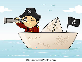 Pequeño capitán