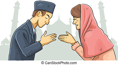 perdón, ramadan