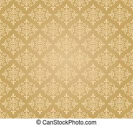 Periódicos florales de oro