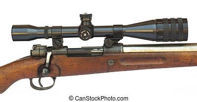 Periscopio de rifle