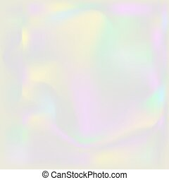 perla, telón de fondo., fondo., holographic, holograma, iridiscente