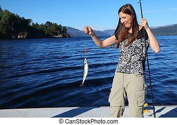 pesca, coalfish, -, noruega