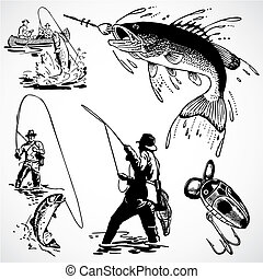 Pesca gráfica de vectores