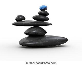 piedra, balance