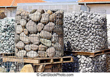 Piedra de construcción