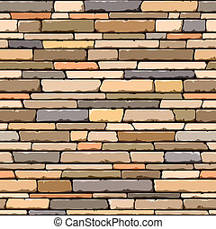 piedra, pattern., seamless, wall.