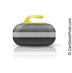 piedra que riza, deporte, juego
