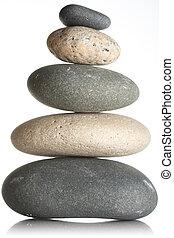 Piedras apiladas