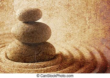 Piedras Zen