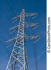 Pilón de electricidad
