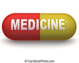 Pills. Medicina