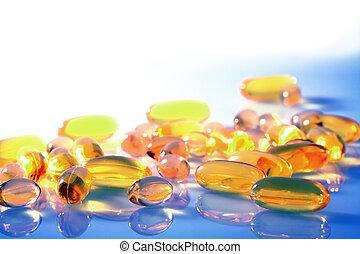 Pills y cápsulas