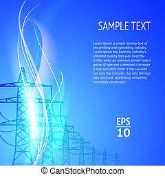 Pilones eléctricos silhouett